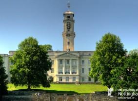 دانشگاه ناتینگهام