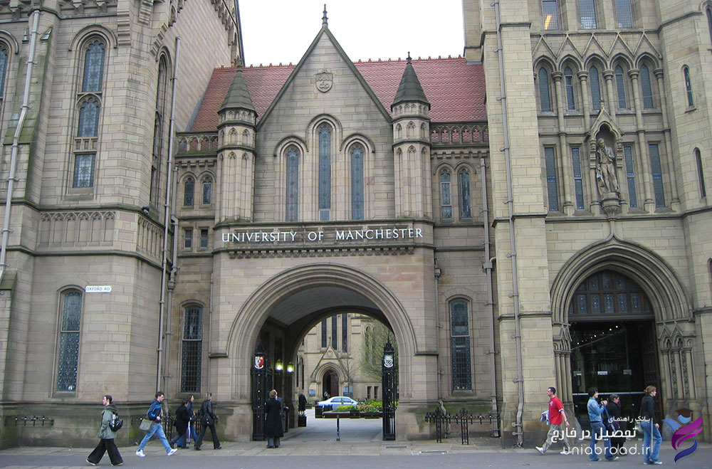 دانشگاه منچستر