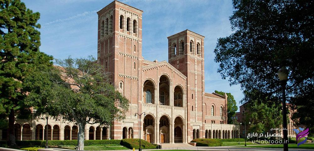 معرفی دانشگاه UCLA