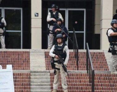 تیراندازی در محوطه دانشگاه کالیفرنیا لس آنجلس