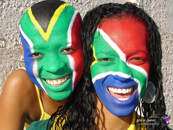 بورس تحصیلی آفریقای جنوبی