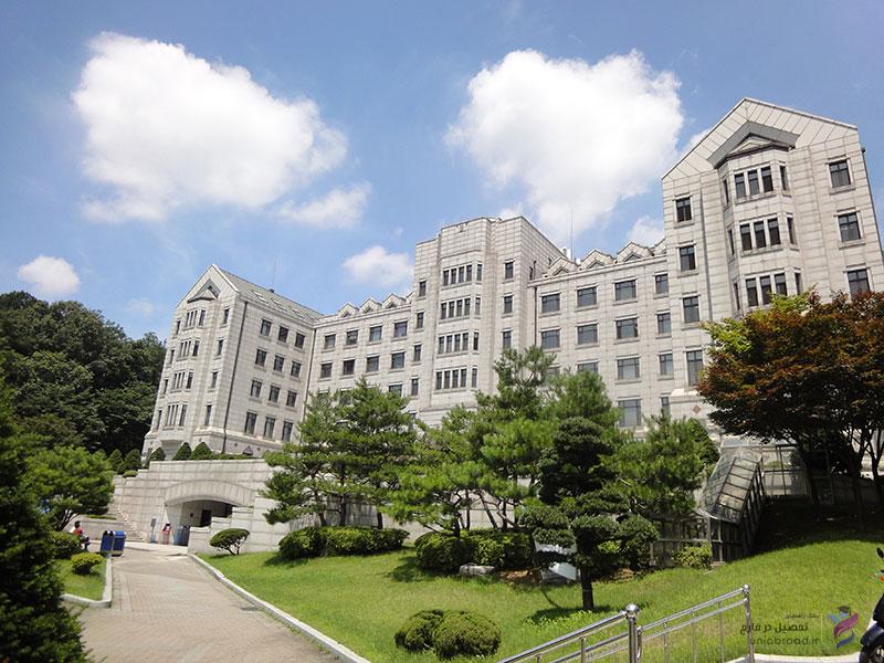 دانشگاه های کره جنوبی