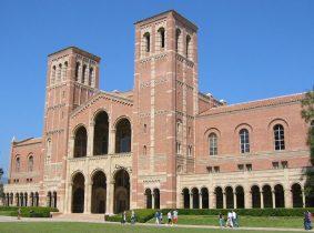 دانشگاه کالیفرنیا – لس آنجلس – UCLA university
