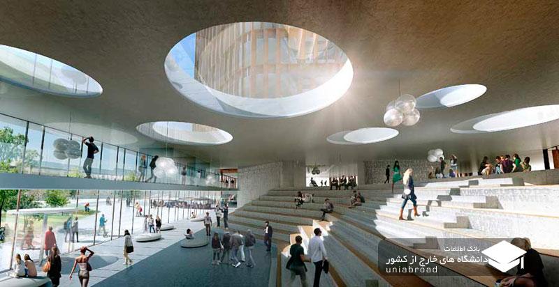 تحصیل در دانشگاه کپنهاگ