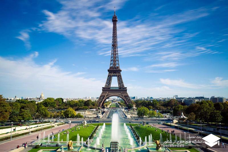 پاریس؛اولین شهر دانشجویی