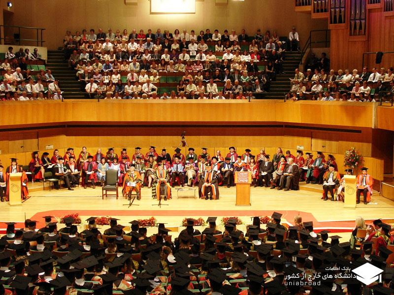 بهترین دانشگاه انگلستان