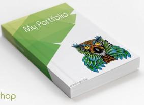 نمونه پورتفولیو – Portfolio