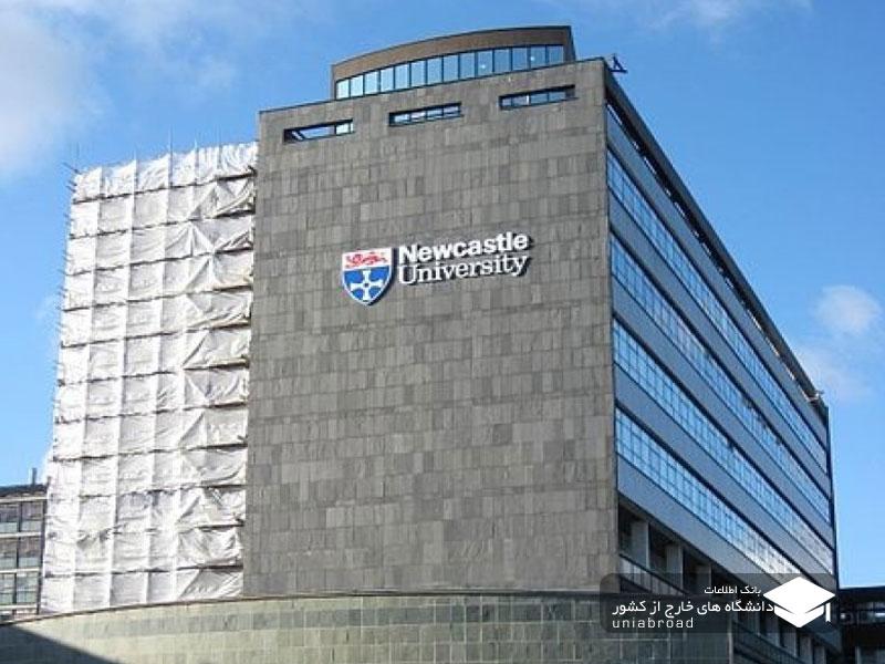 تحصیل در دانشگاه نیوکاسل