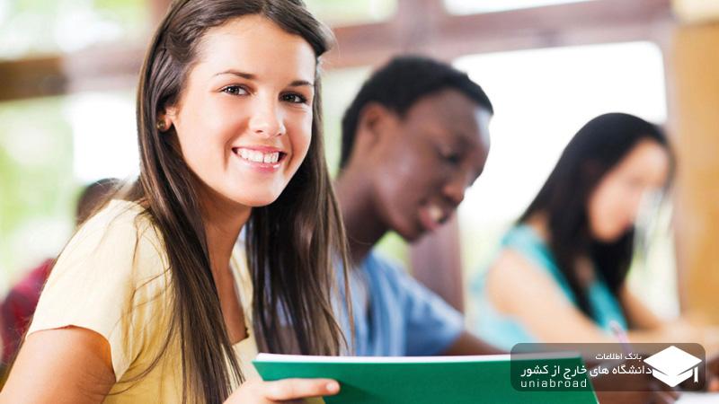 دانشگاه های خارج از کشور