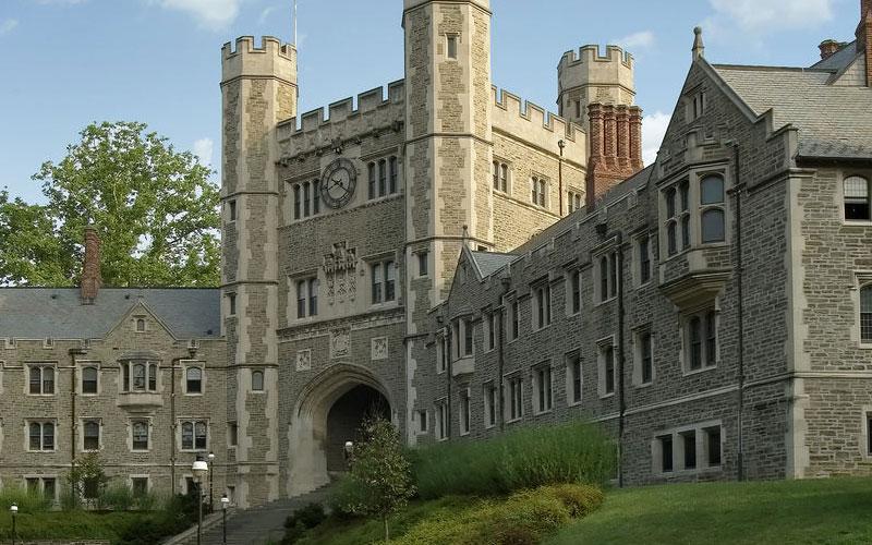 نتیجه تصویری برای دانشگاه پرینستون